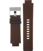 Diesel DZ1123-Brown-Leather-Strap ADZ1123 -