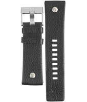 Diesel DZ1129-Black-Leather-Strap ADZ1129 -