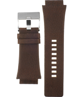 Diesel DZ1132--Brown-Leather-Strap ADZ1132 -