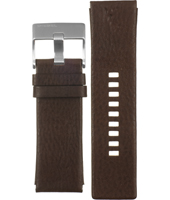Diesel DZ1150-Brown-Leather-Strap ADZ1150 -