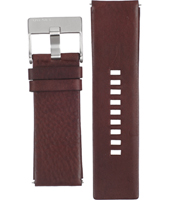 Diesel DZ1151-Brown-Leather-Strap ADZ1151 -