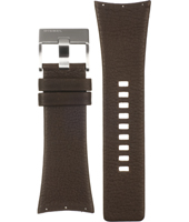 Diesel DZ1204-Brown-Leather-Strap ADZ1204 -