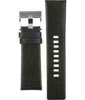 Diesel DZ1247-Black-Leather-Strap ADZ1247 -