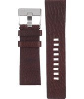 Diesel DZ1272-Brown-Leather-Strap ADZ1272 -