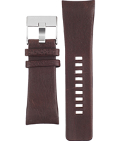 Diesel DZ1317-Brown-Leather-Strap ADZ1317 -