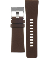 Diesel DZ1334-Brown-Leather-Strap ADZ1334 -