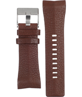 Diesel DZ1341-Brown-Leather-Strap ADZ1341 -