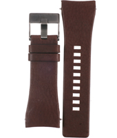 Diesel Mr-Red.-Brown-Leather-Strap ADZ1553 -