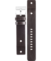 Diesel DZ2128-Brown-Leather-Strap ADZ2128 -