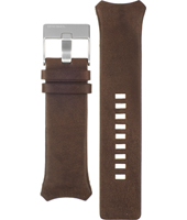 Diesel DZ3037-Brown-Leather-Strap ADZ3037 -
