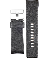 Diesel DZ4028-Black-Leather-Strap ADZ4028 -