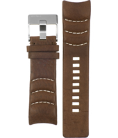 Diesel DZ4037-Brown-Leather-Strap ADZ4037 -