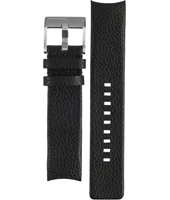 Diesel DZ4039-Black-Leather-Strap ADZ4039 -