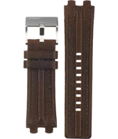 Diesel DZ4117-Brown-Leather-Strap ADZ4117 -