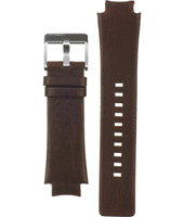 Diesel DZ4132-Brown-Leather-Strap ADZ4132 -