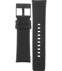 Diesel DZ4205-Anthracite-Leather-Strap ADZ4205 -