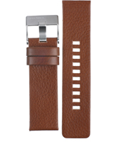 Diesel Bad-Company-Brown-Leather-Strap ADZ4270 -