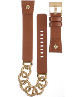 Diesel Franchise--42-Gold-Chain-Strap ADZ5308 -