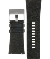 Diesel DZ7069-Black-Leather-Strap ADZ7069 -