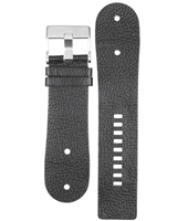 Diesel DZ7081-Black-Leather-Strap ADZ7081 -