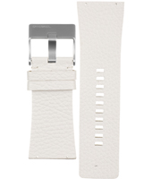 Diesel DZ7087-White-Leather-Strap ADZ7087 -