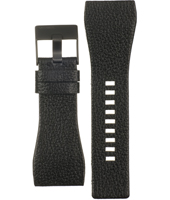 Diesel DZ7122-Black-Leather-Strap ADZ7122 -