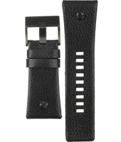 Diesel DZ7127-Black-Leather-Strap ADZ7127 -