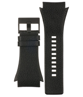 Diesel DZ7153-Black-Leather-Strap ADZ7153 -