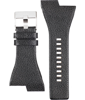 Diesel DZ7190-Black-Leather-Strap ADZ7190 -