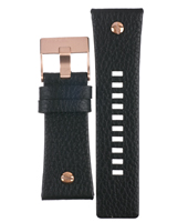 Diesel Big-Daddy-Black-and-Rose-Gold-Strap ADZ7261 -