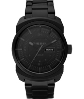 Diesel F-Stop-All-Black-Steel DZ1474 -