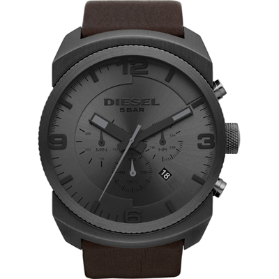 Diesel F-Stop-Chrono-Gunmetal DZ4256 - 2012 Spring Summer Collection