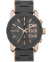 Diesel Franchise--42-Chrono-Black DZ5307 -