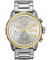 Diesel Franchise--42-Chrono-Bicolor DZ5321 -