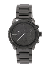Diesel Franchise--42-Chrono-All-Gunmetal DZ5339 -