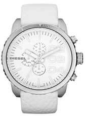 Diesel Franchise--51-Chrono-White DZ4240 - 2012 Spring Summer Collection