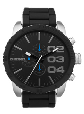 Diesel Franchise--51-Chrono-Black DZ4255 -