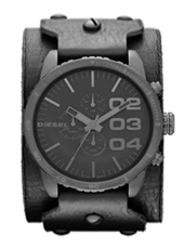 Diesel Franchise--51-Chrono-Black-Cuff DZ4272 -