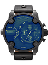 Diesel Little-Daddy-Black-&-Blue DZ7257 -
