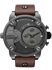 Diesel Little-Daddy-Brown-&-Black DZ7258 -