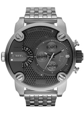 Diesel Little-Daddy-Steel DZ7259 - 2012 Fall Winter Collection