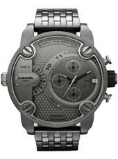 Diesel Little-Daddy-Gunmetal DZ7263 -