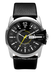 Diesel Master-Chief-Black DZ1295 - 2010 Spring Summer Collection