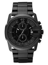 Diesel Master-Chief-All-Black DZ4180 - 2011 Spring Summer Collection