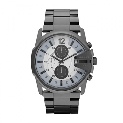 Diesel Master-Chief-Gunmetal DZ4225 - 2011 Fall Winter Collection