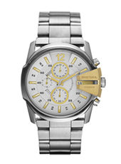 Diesel Master-Chief-Chrono-Bicolor DZ4265 - 2012 Fall Winter Collection