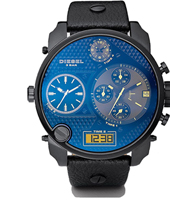 Diesel Mr.-Daddy-Black-&-Blue DZ7127 - 2010 Fall Winter Collection