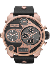 Diesel Mr.-Daddy-Black-&-Rose-Gold DZ7261 - 2012 Fall Winter Collection
