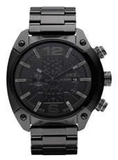 Diesel Overflow-All-Black DZ4223 -