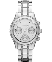 DKNY Brooklyn-Chrono-Silver NY8706 - 2012 Fall Winter Collection